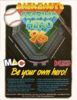 Goodies for Dataeast's Stadium Hero '96