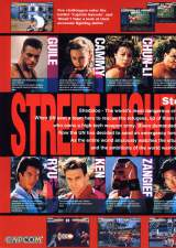 Goodies for Street Fighter - The Movie