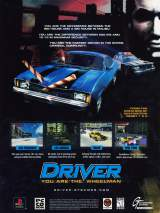 Goodies for Driver - You are the Wheelman [Model SLUS-00842]