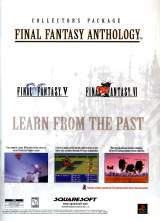 Goodies for Final Fantasy Anthology [Model SLUS-00879/00900]