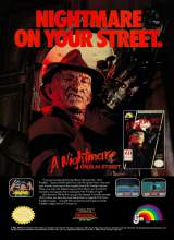 Goodies for A Nightmare on Elm Street [Model NES-ES-USA]