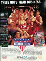 Goodies for American Gladiators [Model NES-3A-USA]