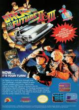 Goodies for Back to the Future II & III [Model NES-L3-USA]