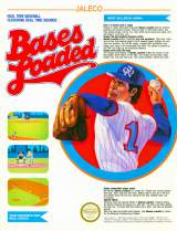 Goodies for Bases Loaded [Model NES-LD-USA]
