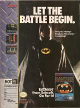 Goodies for Batman - The Video Game [Model NES-B4-USA]