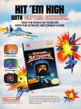 Goodies for Captain SkyHawk [Model NES-YW-USA]
