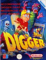 Goodies for Digger - The Legend of the Lost City [Model NES-8D-USA]