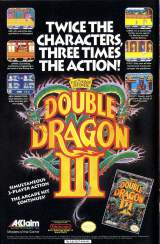 Goodies for Double Dragon III - The Sacred Stones [Model NES-3W-USA]