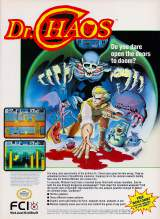 Goodies for Dr. Chaos [Model NES-DC-USA]