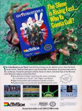 Goodies for Ghostbusters II [Model NES-VV-USA]