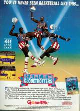 Goodies for Harlem Globetrotters [Model NES-QH-USA]