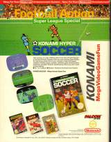 Goodies for Konami Hyper Soccer [Model NES-86-UKV]