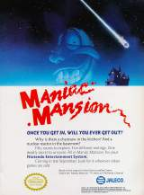 Goodies for Maniac Mansion [Model NES-JM-USA]