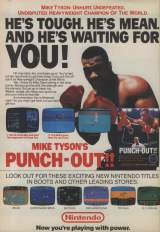 Goodies for Mike Tyson