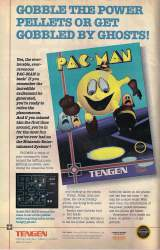 Goodies for Pac-Man [Model NES-P7-USA]
