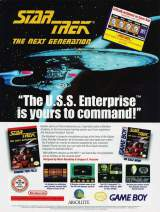 Goodies for Star Trek - The Next Generation [Model NES-NX-USA]