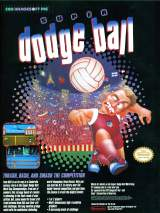 Goodies for Super Dodge Ball [Model NES-ND-USA]