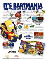 Goodies for The Simpsons - Bart vs. The World [Model NES-Y9-USA]