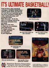 Goodies for Ultimate Basketball [Model NES-UJ-USA]