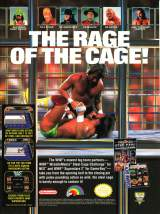Goodies for WWF WrestleMania - Steel Cage Challenge [Model NES-WS-USA]