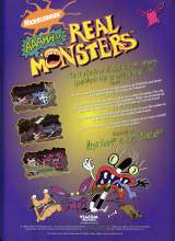 Goodies for Aaahh!!! Real Monsters [Model T-139066-50]