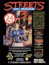 Goodies for Streets of Rage 3 [Model 1539-50]