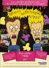 Goodies for Beavis and Butt-Head [Model SNSP-ABUP-EUR]