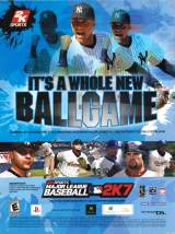Goodies for 2K Sports - Major League Baseball 2K7 [Model AGB-B2YE-USA]