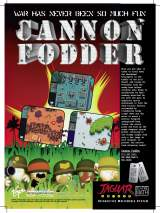 Goodies for Cannon Fodder
