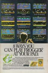 Goodies for Frogger [Model PB1410]
