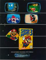 Goodies for Super Mario Bros. 3 [Model NES-UM-FRA]