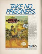 Goodies for Operation Wolf - Take No Prisoners [Model NES-OW-USA]