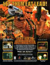 Goodies for Duke Nukem Time to Kill [Model SLUS-90036]