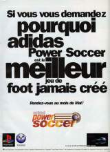 Goodies for adidas Power Soccer [Model SLES-00189]