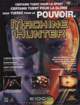 Goodies for Machine Hunter [Model SLES-00831]
