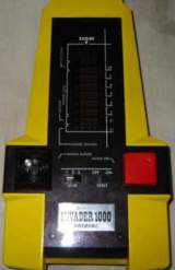 Invader 1000 the  Handheld Electronic Game