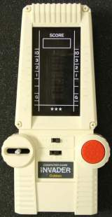 Invader the  Handheld Electronic Game