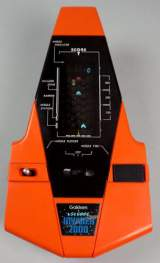 Invader 2000 the  Handheld Electronic Game