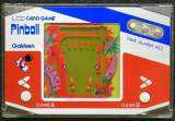 Pinball the  Handheld Electronic Game