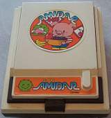 Amidar the  Handheld Electronic Game