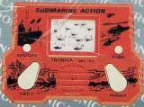 Submarine Action [Model MG-180] the  Handheld Electronic Game