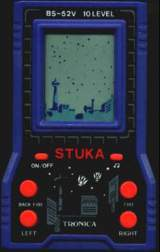 Stuka [Model BS-52V] the  Handheld Electronic Game