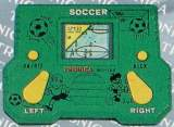 Soccer [Model MG-188] the  Handheld Electronic Game