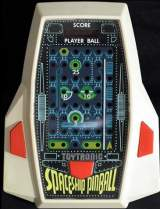 Spaceship Pinball [Model 2373] the  Handheld Electronic Game