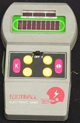 Football [Model 2352] the Electronic Game (Handheld)