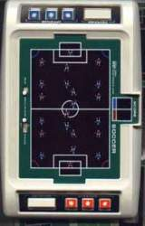 World Cup Soccer the  Handheld Electronic Game