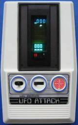 UFO Attack the  Handheld Electronic Game