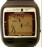 Watchman Golf II the  Watch (Electronic Game)