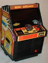 Daring Driver [Model 7098] the  Tabletop Electronic Game