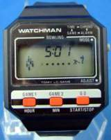 Watchman Bowling the  Watch (Electronic Game)
